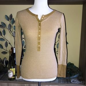 Mossimo Long Sleeve Top 1468